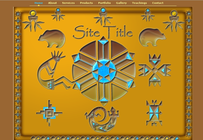 Aboriginal Dreaming Template Aboriginal Dreaming Web Template ...